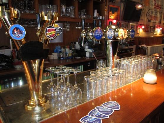 Altijd 6 verschillende bieren van de Tap…