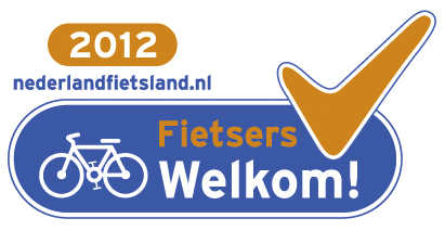 De Graven van Leuven heet FIETSERS WELKOM