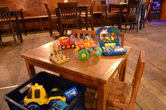 Cafe De Graven van Leuven … ook voor de kinderen!