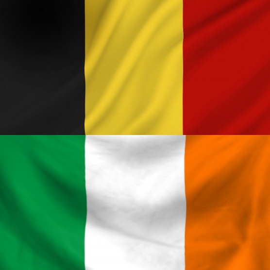België – Ierland is feest bij De Graven van Leuven!